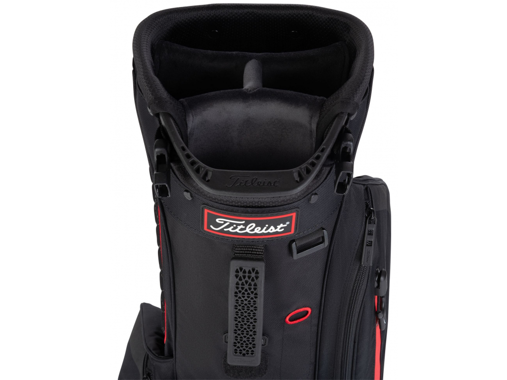 Titleist Players 4, Black, Red