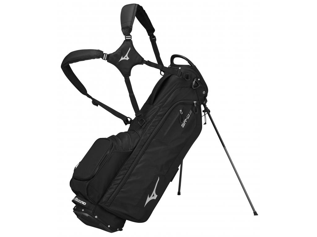 Mizuno BR-D3 Stand bag, Black
