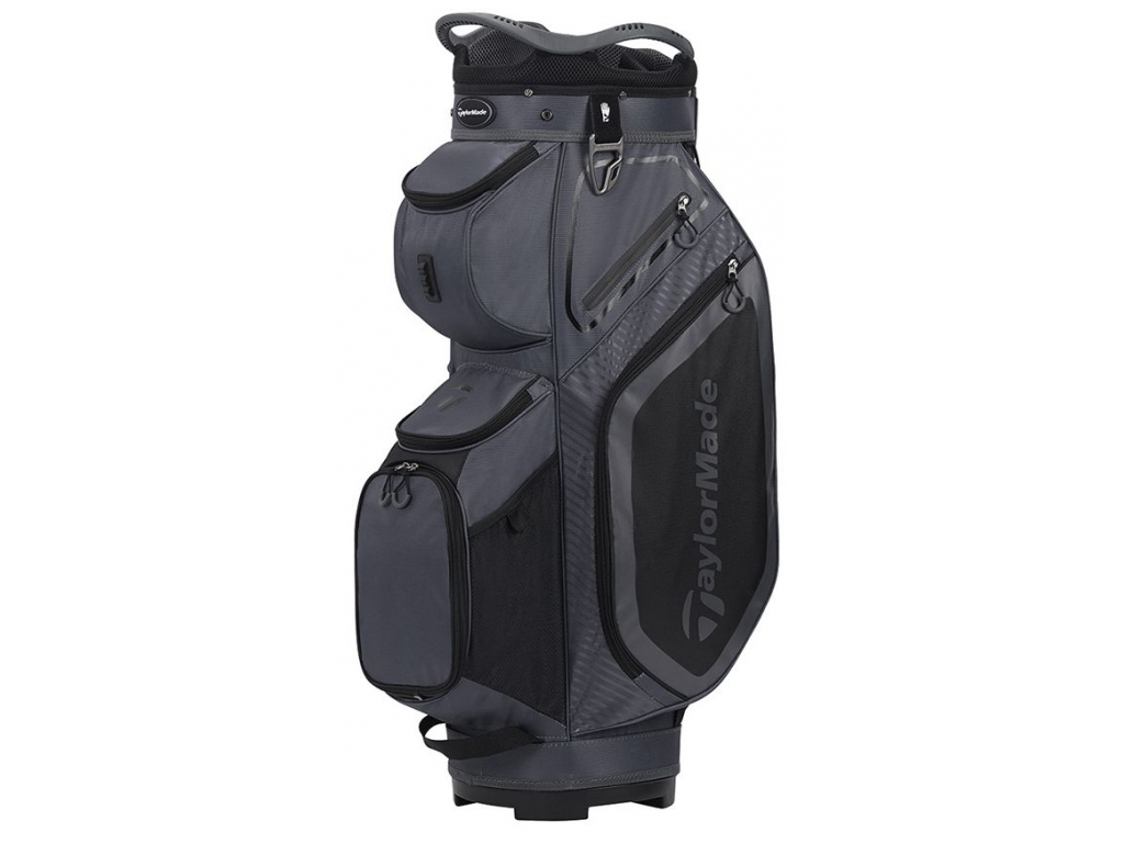 TaylorMade Pro Cart 8.0, Charcoal, Black