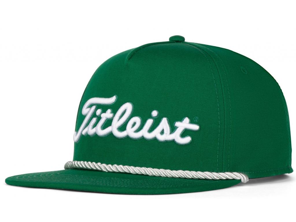 Titleist St. Patricks Rope, Green, White