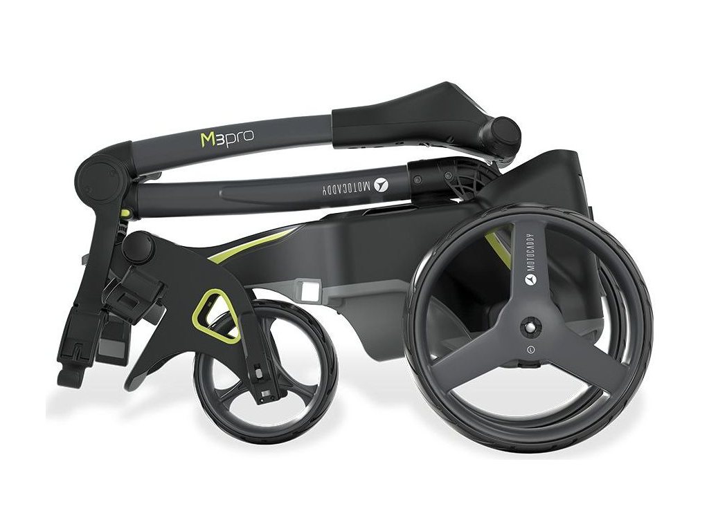 Motocaddy M3 PRO, Ultra Lithium, 36 jamek