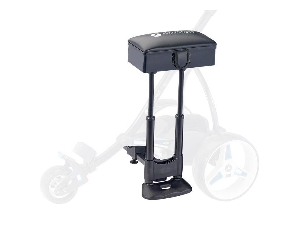 Motocaddy S-Series, sedátko
