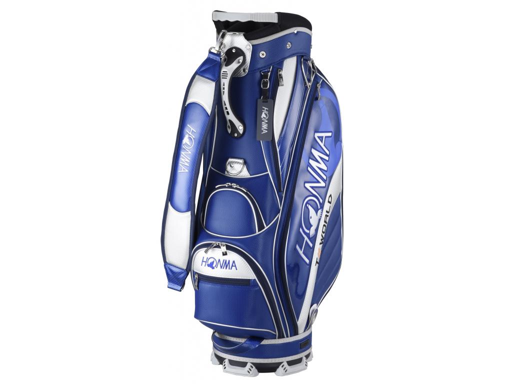 Honma Sport Caddie bag, Navy, Silver