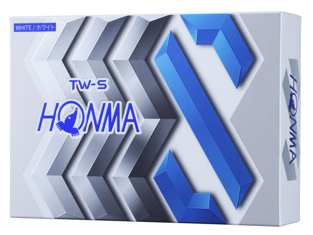 Honma TW-S, bílé