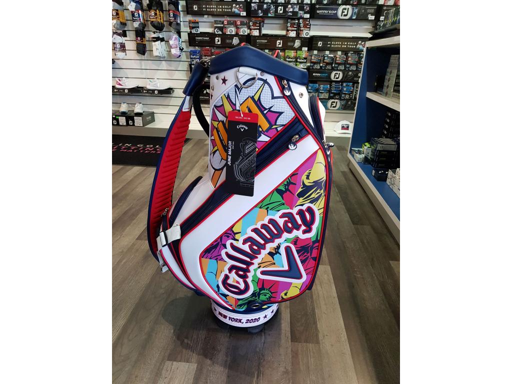 Callaway US Open Tour Staff Bag