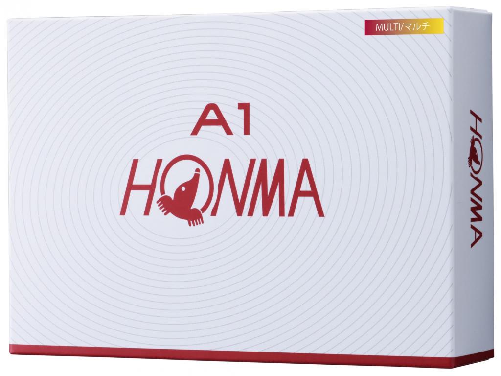 Honma A1, multicolor
