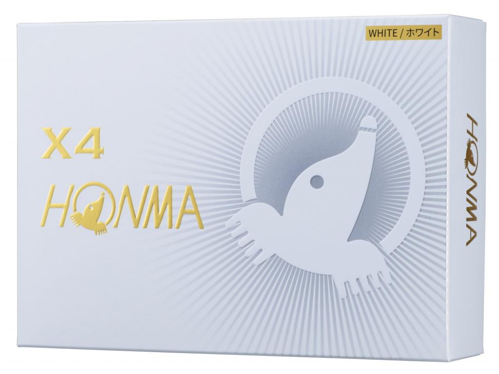 Honma X4, bílé