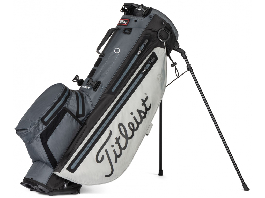 Titleist Players 4+ StaDry, Grey, Charcoal, Black