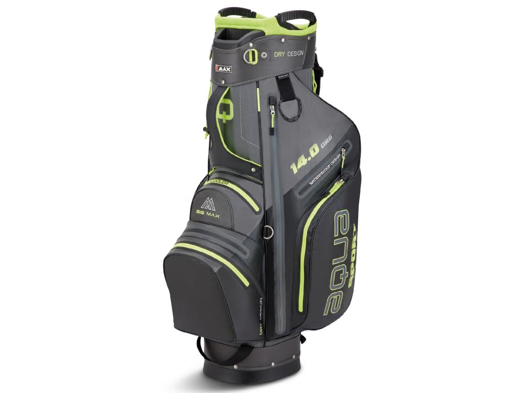 BigMax Aqua Sport 3, Charcoal, Black, Lime