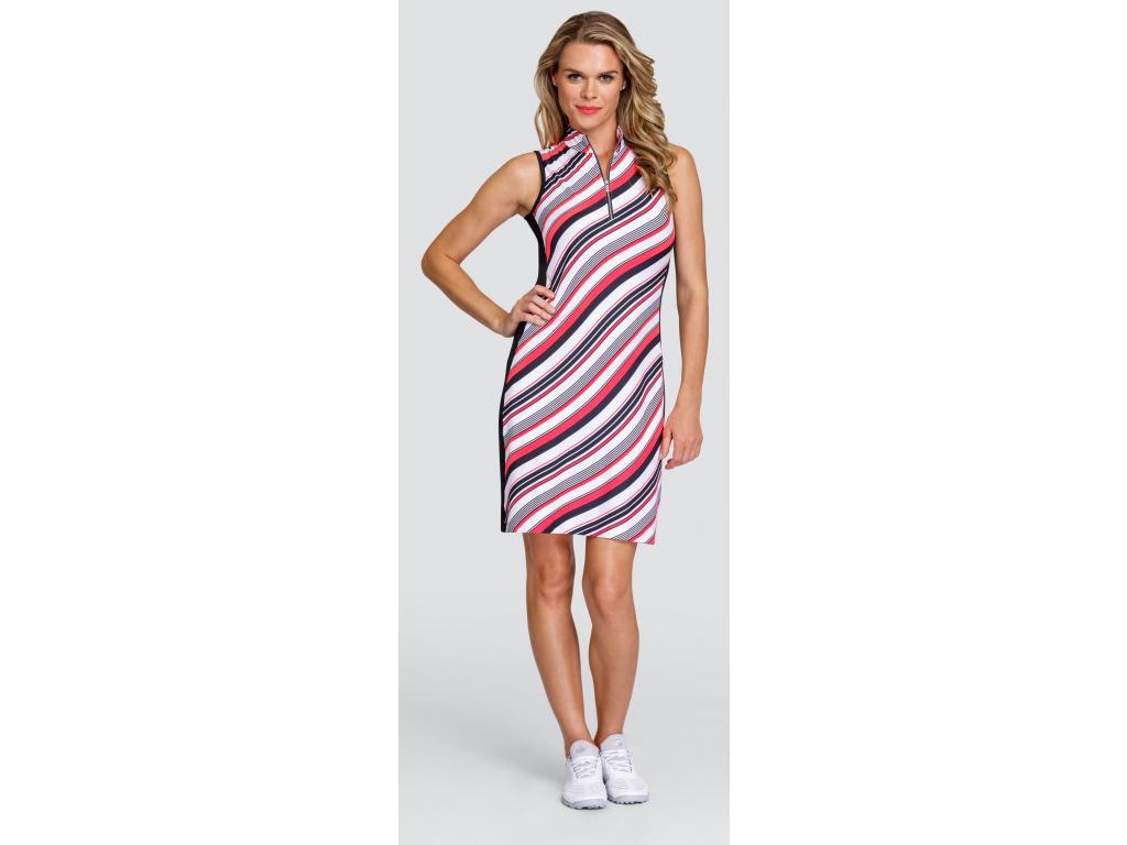 Tail Danville Sleevveless Dress, Raya Wave