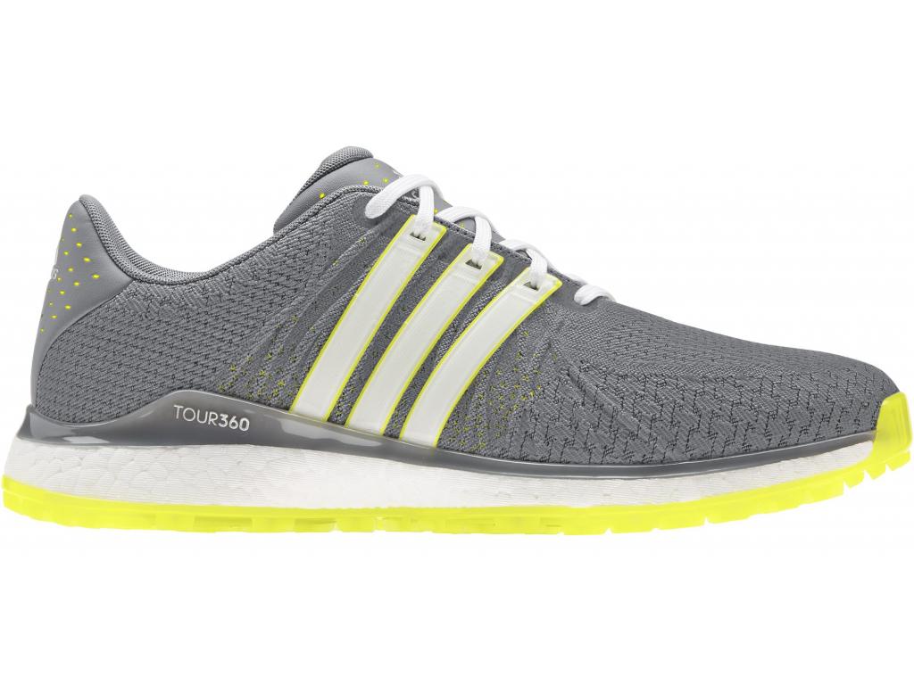 Adidas Tour 360 XT-SL Tex, Grey, White, Yellow