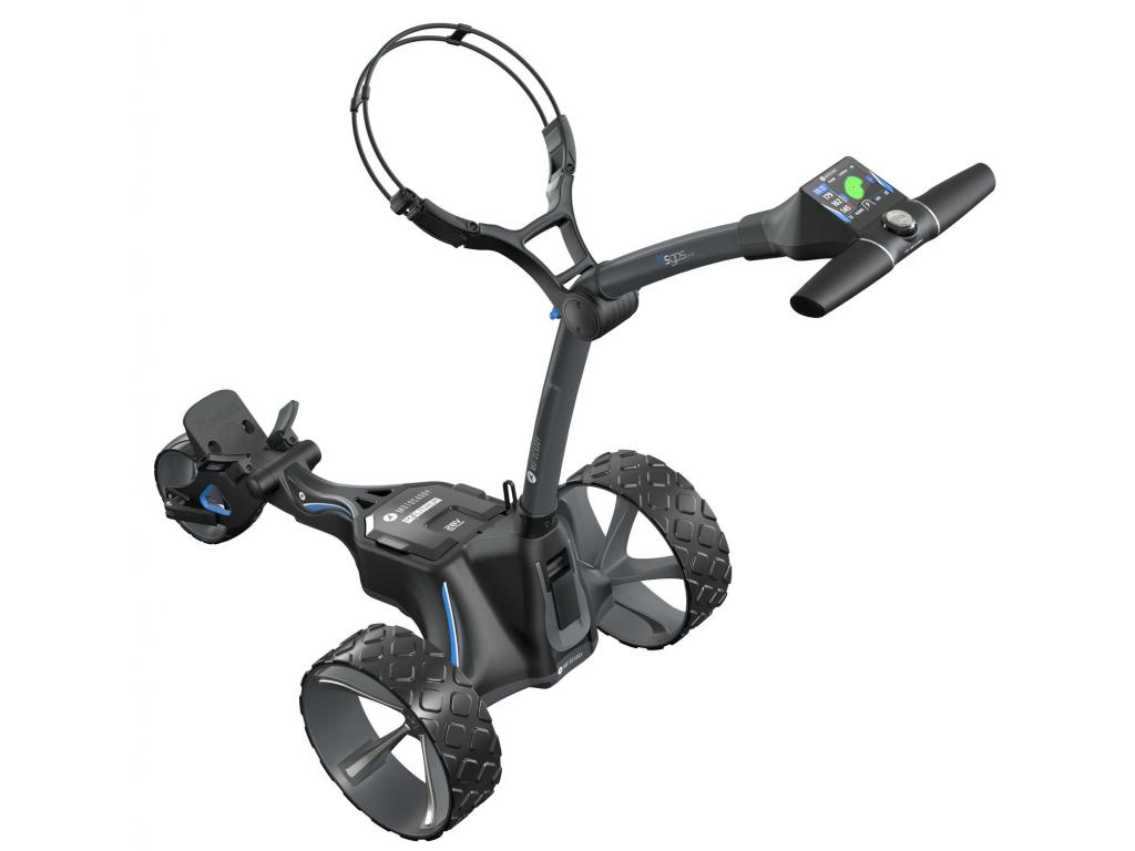 Motocaddy M5 GPS DHC, 2021, Ultra Lithium, 36 jamek, elektrický golfový vozík