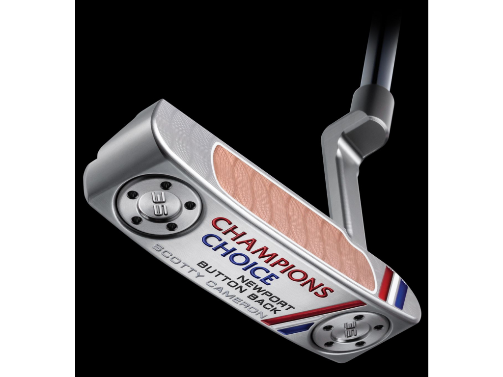 Scotty Cameron Champions Choice Newport