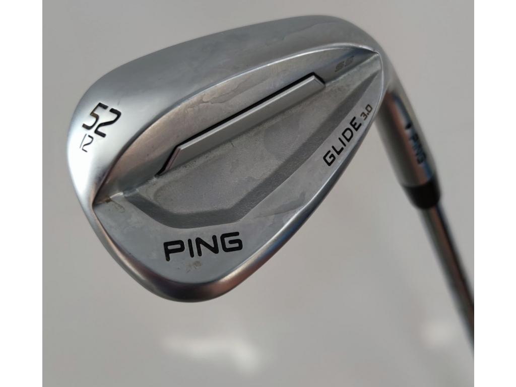 Ping Glide 3.0 Wedge, 52°12°, Standard sole, Pravá, Steel ZZ 115