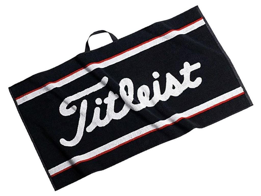 Titleist Staff, Černá, Bílá, Červená