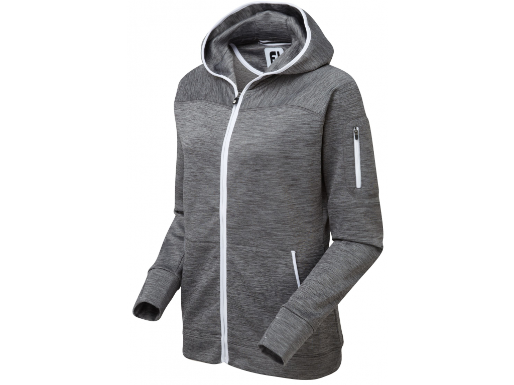 2773 footjoy full zip hoody charcoal