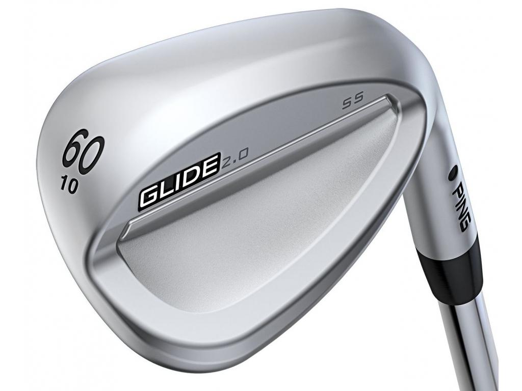 Ping Glide 2.0 Wedge, Chrome, grafitový shaft