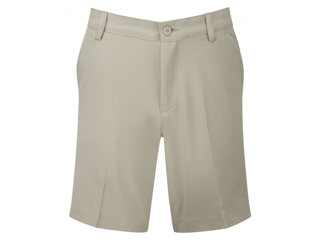 FootJoy Junior Shorts, Khaki