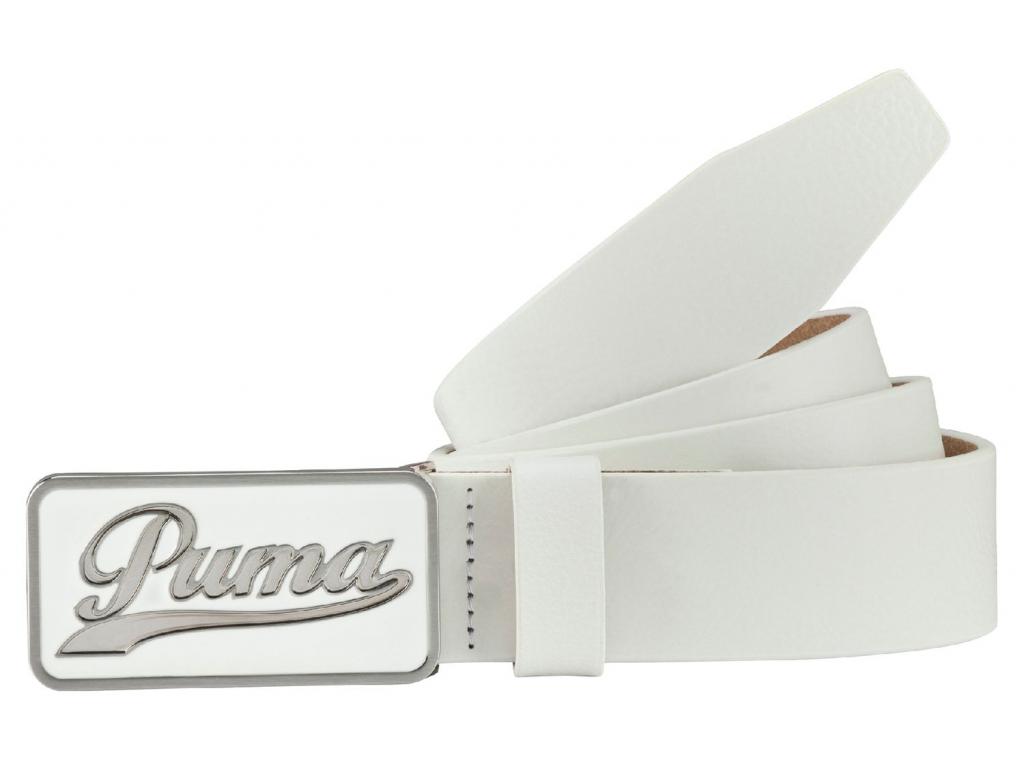 Puma Script CTL Belt, White