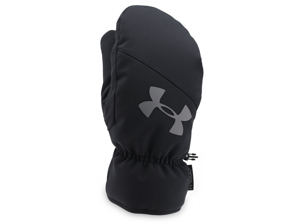 Under Armour Winter Cart Mitts, Pair, Black