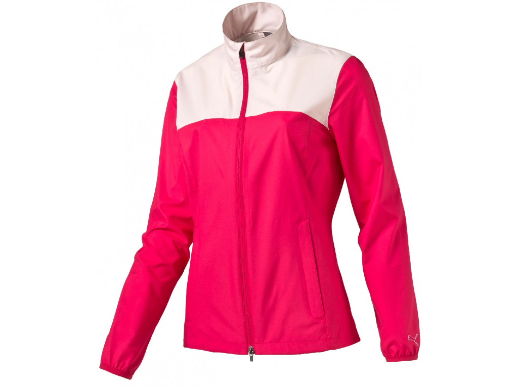 Puma Tech Wind Jacket, Rose red