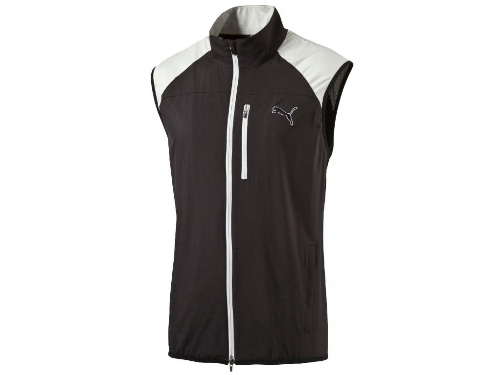 Puma Wind Vest, Black