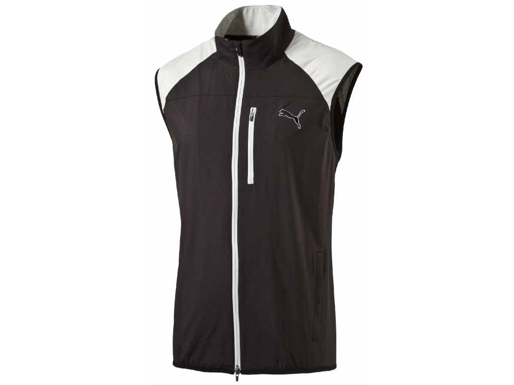 652 puma wind vest black