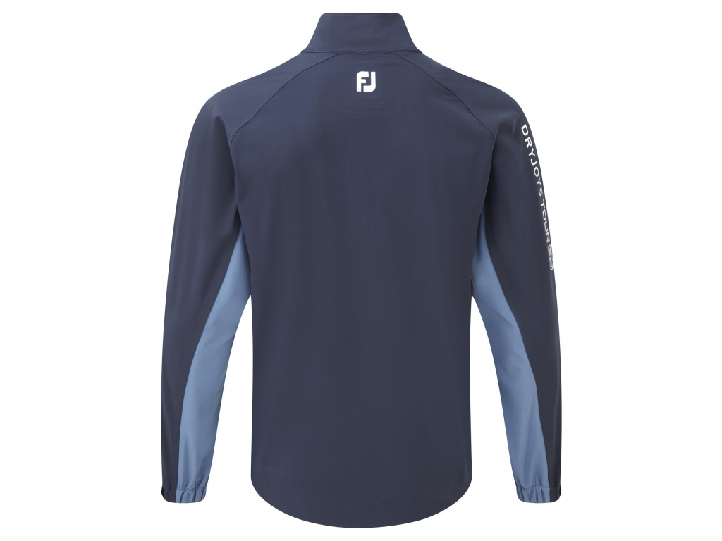 FootJoy DryJoys Tour LTS Jacket, Navy, Slate, White