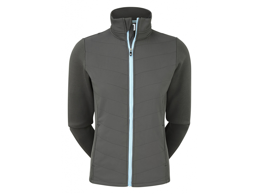 FJ19 Women's Thermal Quilted Jacket 96026 Front
