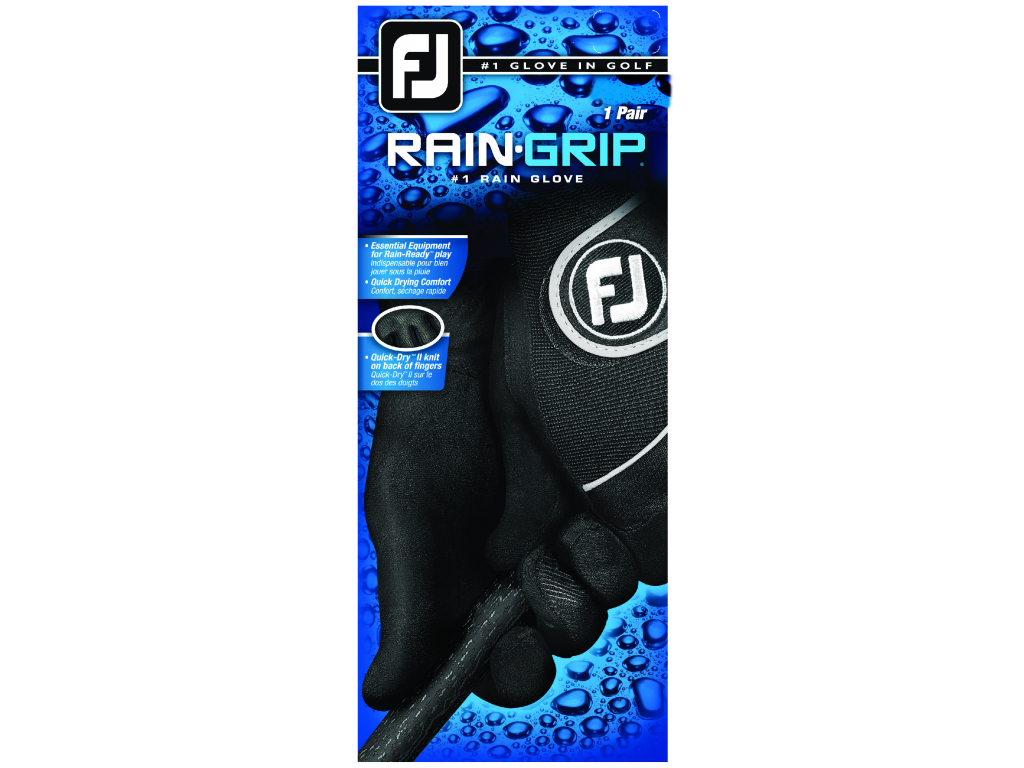 FootJoy RainGrip, pro muže, na levou ruku