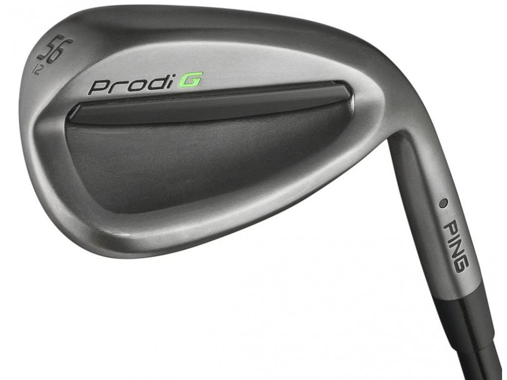 Ping Prodi G Wedge, Green, pro juniory  Doporučená výška: 145 cm až 160 cm