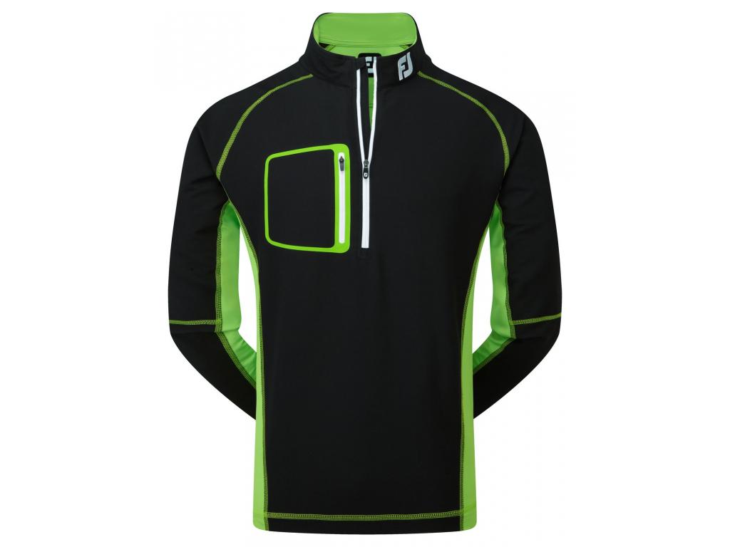 FootJoy Wind Shell, Black, Green, White