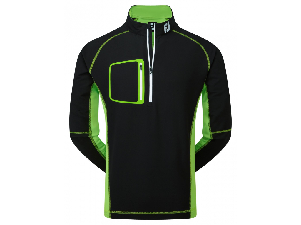 FootJoy Wind Shell, Black, Green, White