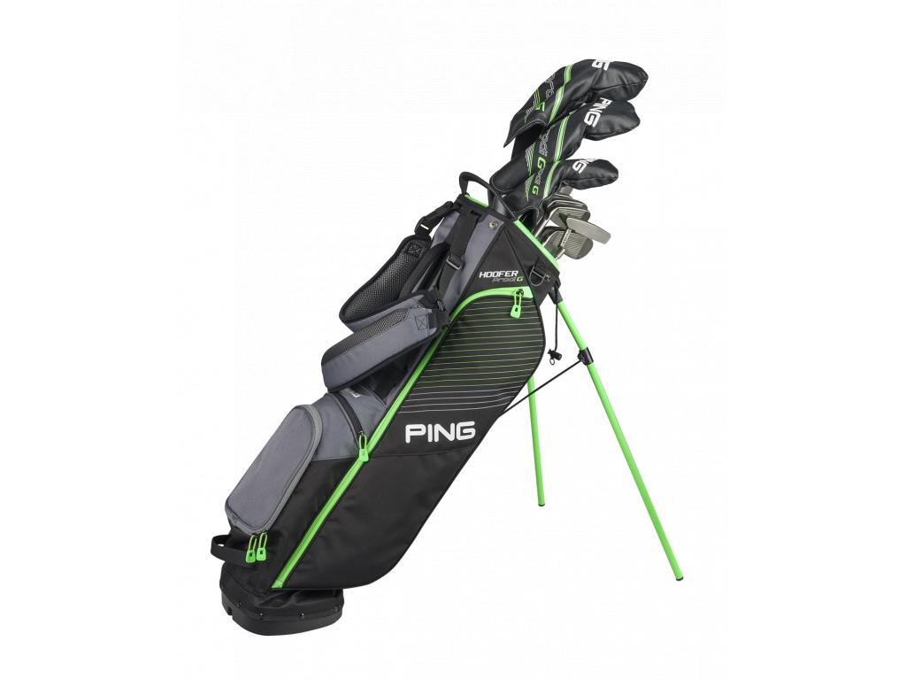 Ping Prodi G Hoofer, Large bag, pro juniory  Doporučená výška: 145 cm až 160 cm