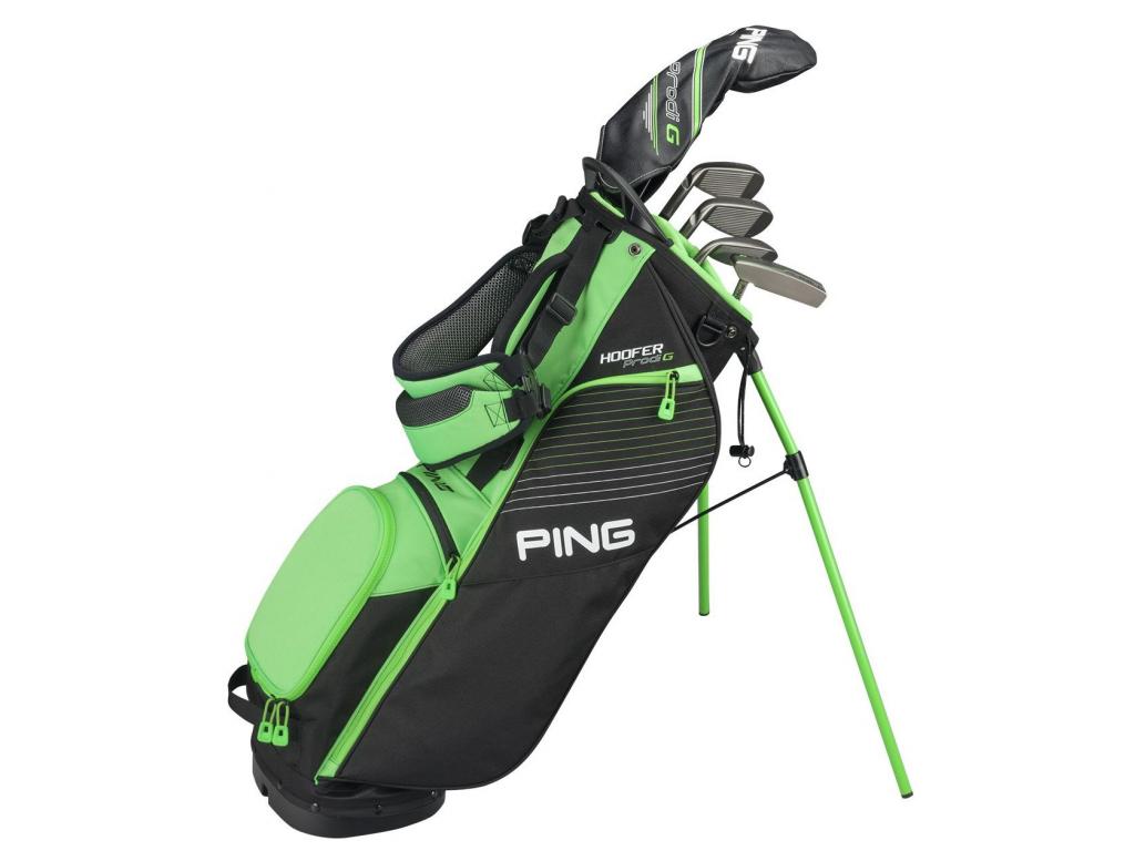 Ping Prodi G Hoofer, Small bag, pro juniory  Doporučená výška: 132 cm až 142 cm