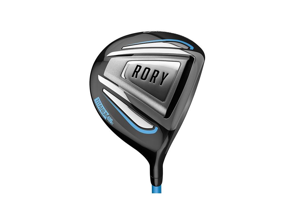 TaylorMade Rory Junior 4 Plus, pro kluky  Doporučená výška: 106 cm až 132 cm