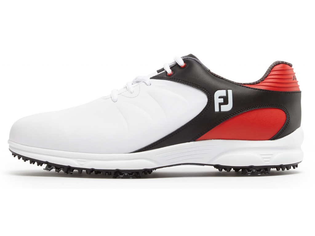 FootJoy ARC XT, White, Black, Red