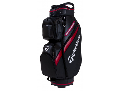 TaylorMade Deluxe, Black, Red