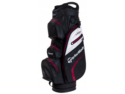 TaylorMade Deluxe WaterProof, Black, White, Red