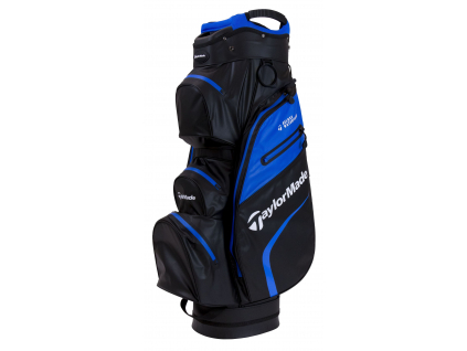 TaylorMade Deluxe WaterProof, Black, Blue, White