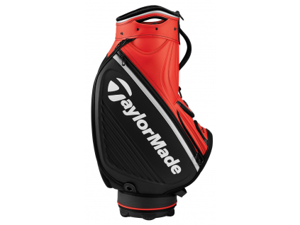 TaylorMade Tour Cart, Coral, Black