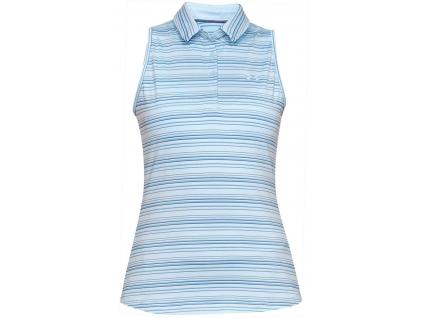 Under Armour Zinger Sleeve Less Novelty, Coded Blue