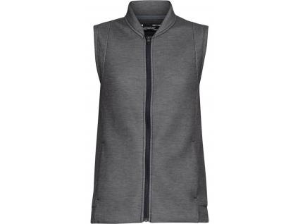 Under Armour Versa Vest, Black, Full Heather