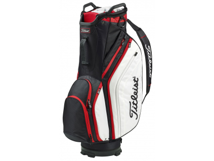 Titleist Lightweight Cart 14, Black, White, Red