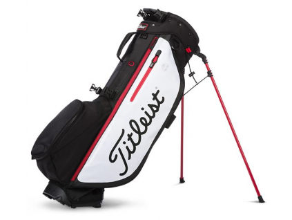 Titleist Players 4 Plus, Black, White, Red