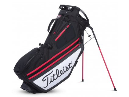 Titleist Hybrid 14, Black, White, Red