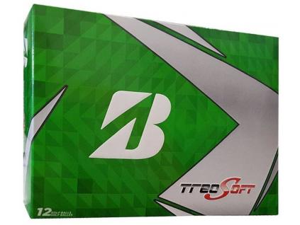 Bridgestone Treosoft  3 míčky