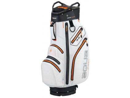 BigMax Aqua V-4, bílá, černá, oranžová