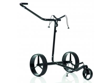 Jucad Carbon Travel 2.0 Black, elektrický vozík