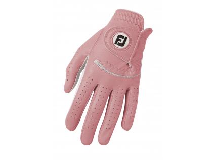 FootJoy Spectrum Pink, pro ženy, na levou ruku